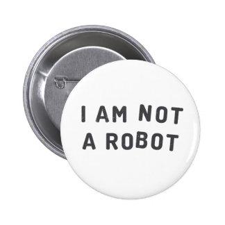 Je ne suis pas un robot badge
