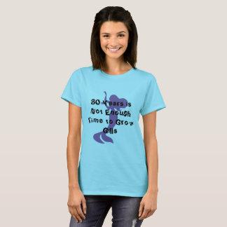 Je ne suis pas une sirène t-shirt