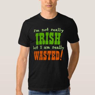 Je ne suis pas vraiment irlandais mais je SUIS T-shirts
