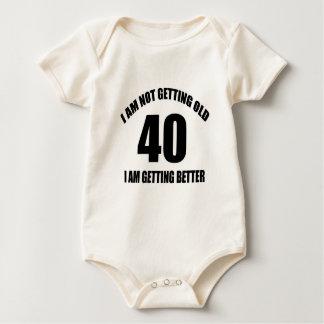 Je n'obtiens pas vieux 40 que je vais mieux body
