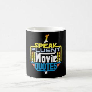 Je parle la tasse fluidee de citations de film