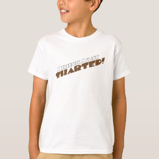 Je pense I juste Sharted T T-shirt