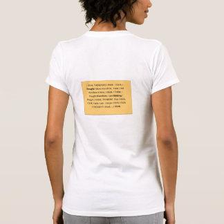 Je pense…. t-shirt