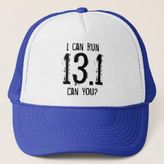 Je peux courir 13,1 -- Pouvez-vous ? Casquette