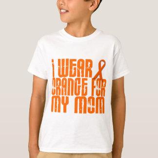 Je porte l'orange pour ma maman 16 t-shirt