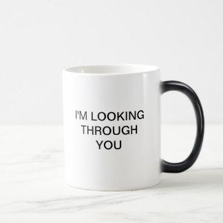 Je REGARDE PAR VOUS Mug Magic