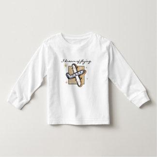 Je rêve des T-shirts et des cadeaux de vol
