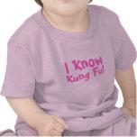 Je sais, Kung Fu ! T-shirt