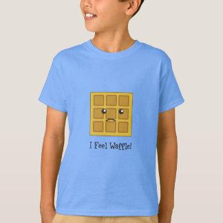 Je sens la gaufre ! t-shirt
