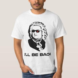 Je serai Johann Sebastian Bach T-shirt