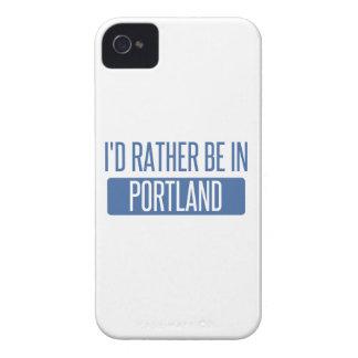Je serais plutôt à Portland OU Coques iPhone 4 Case-Mate