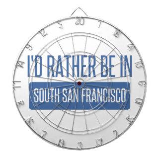 Je serais plutôt à San Francisco du sud Cible De Fléchettes