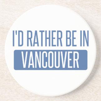 Je serais plutôt à Vancouver Dessous De Verre