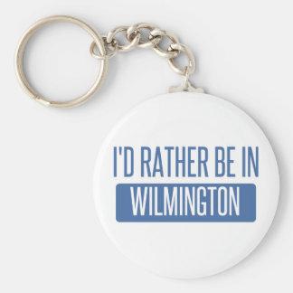 Je serais plutôt à Wilmington De Porte-clé Rond