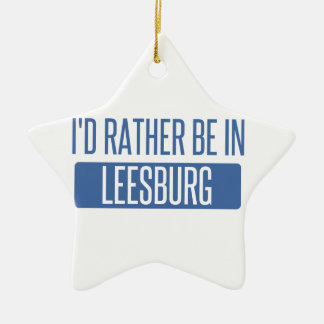 Je serais plutôt dans Leesburg Ornement Étoile En Céramique