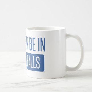 Je serais plutôt dans les chutes du Niagara Mug