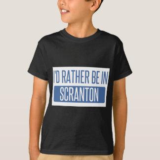 Je serais plutôt dans Scranton T-shirt