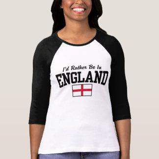 Je serais plutôt en Angleterre T-shirt