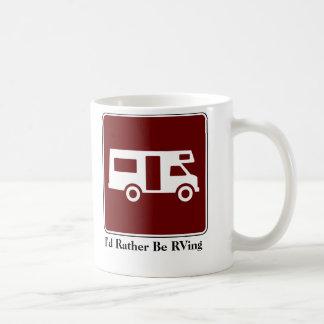 Je serais plutôt tasse de café campante