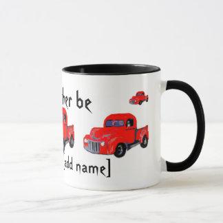 Je serais plutôt… tasse de camion