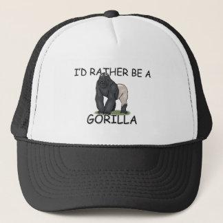 Je serais plutôt un gorille casquettes de camionneur