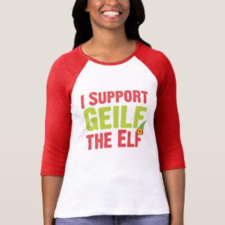 Je soutiens Geilf le T-shirt d'Elf
