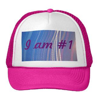 Je suis #1 casquette de camionneur