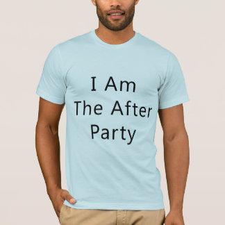 Je suis après partie t-shirt