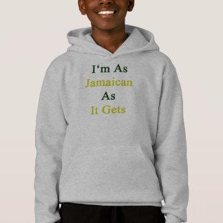 Je suis aussi jamaïcain qu'il obtient