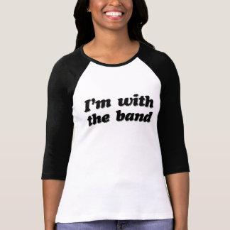 Je suis avec la bande t-shirt