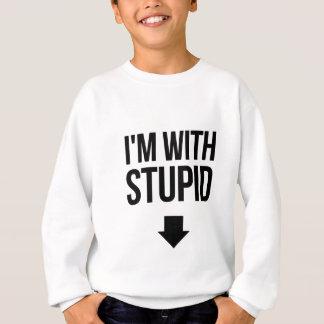 Je suis avec Stoopid stupide T-shirts