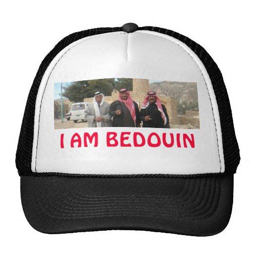 Je suis bédouin casquettes