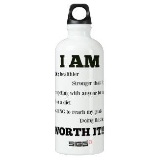 JE SUIS bouteille d'eau de SIGG