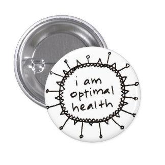 je suis bouton optimal de santé badge