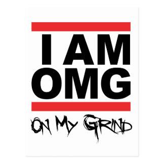 Je suis carte postale d'OMG