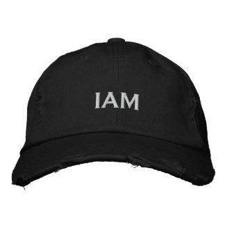 JE SUIS casquette Casquette Brodée