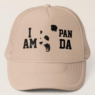 JE SUIS casquette de camionneur de PANDA