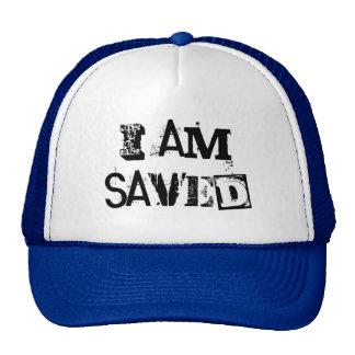 Je suis casquette sauvé