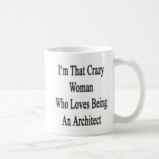 Je suis cette femme folle qui aime être un mug