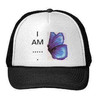 JE SUIS chapeau Casquette De Camionneur