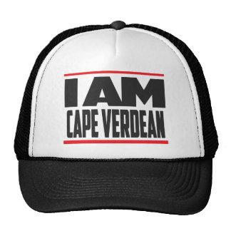 Je suis chapeau de camionneur de cv casquette trucker