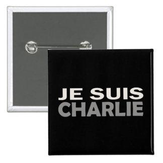 Je Suis Charlie Badges Avec Agrafe