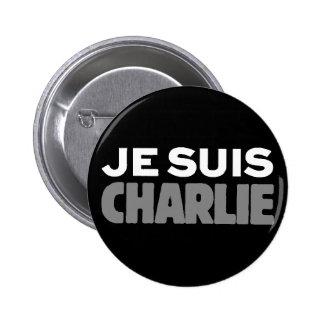 Je Suis Charlie - je suis noir de Charlie Badge