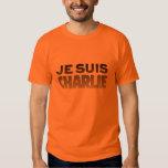 Je Suis Charlie - je suis orange sportive de T-shirts