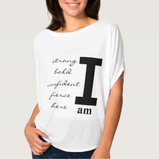 JE   SUIS chemise T-shirt