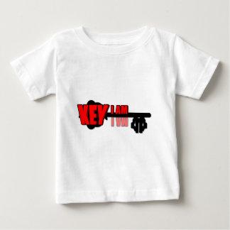 Je suis clé t-shirt pour bébé