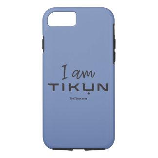 Je suis coque iphone de Tikun