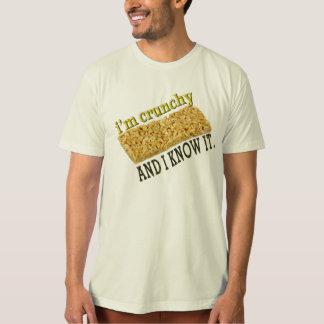 je suis croquant et je le sais t-shirt