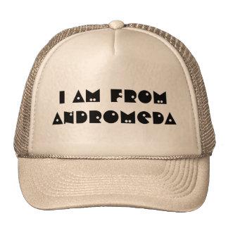 Je suis d Andromeda Casquette De Camionneur