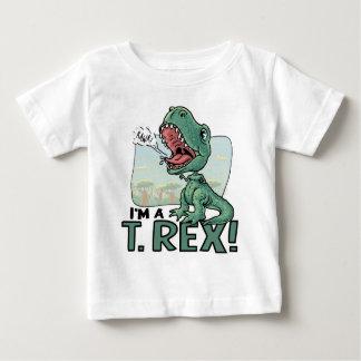 Je suis des idées d'un cadeau de T. Rex Dinosaur T-shirt Pour Bébé